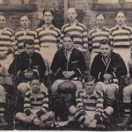 The 1925/26 school rugby team