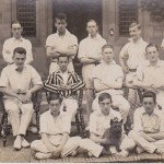 School Cricket Team (with two extra players added?)