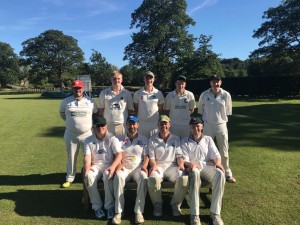 Cricket 2018 - Old Boys XI