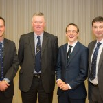 James Tiffany, David Clough, Chris Mason, Graham Hamilton