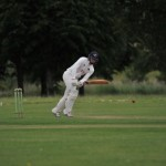 Kevin Owens hits 104 not out